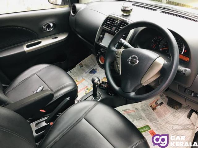 2016 Model Nissan Micra Calicut