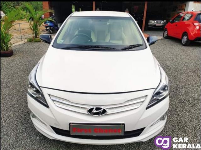 2015 Hyundai Verna 1.6 Crdi