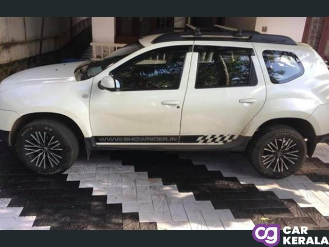 Fully customised and well maintained Duster for sale.