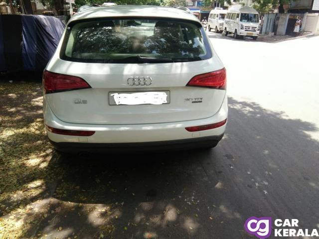 2015 model Audi Q5 Calicut  2,750,000
