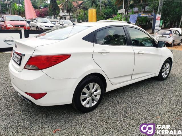 #Model : 2015 Hyundai Verna 1.6 Crdi