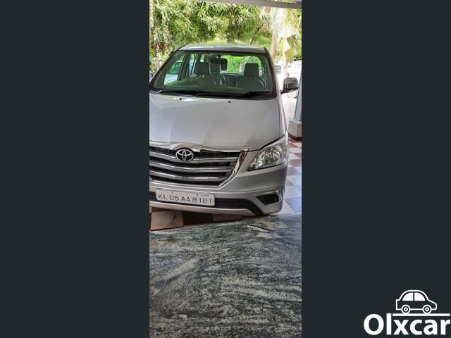 Toyota innova g4 company service