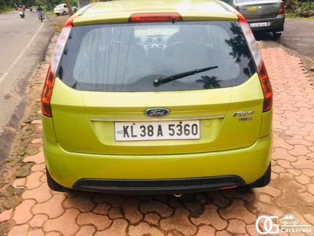 2010 Ford Figo Zxi  USED CAR