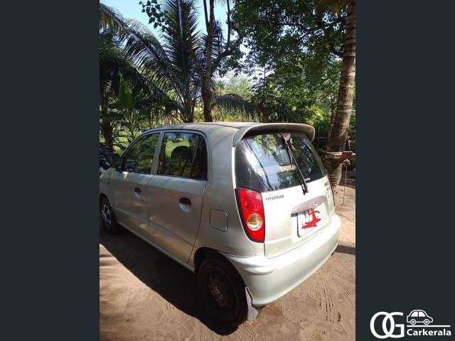 Santro zip + 2003 model used car