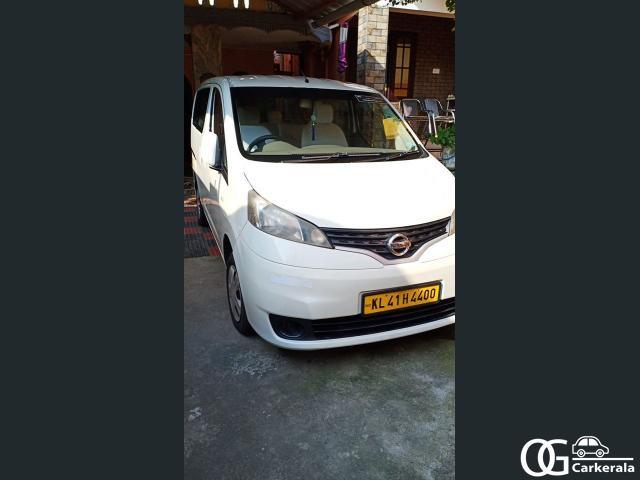 Nissan Evaliya 2015