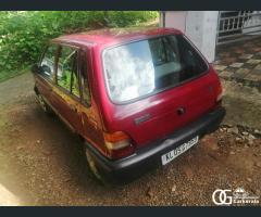 1998 model maruti 800 used car