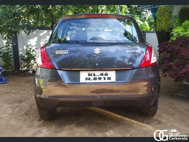 Maruti swift 2016 used car