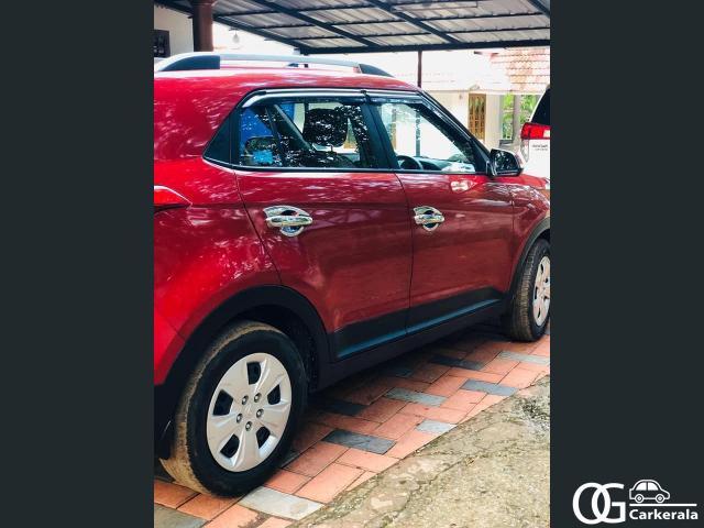 2018  CRETA E PLUS  used car