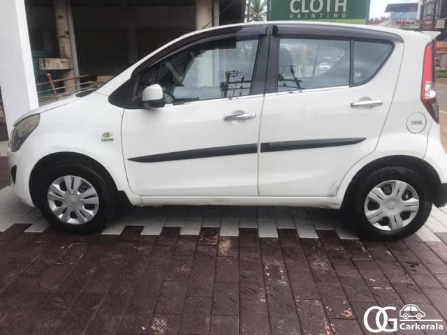 MARUTI RITZ VDI 2014 used car
