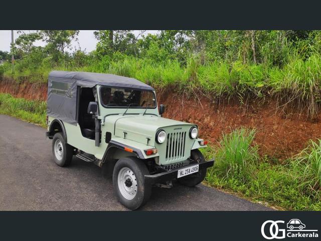 2009 Model Jeep