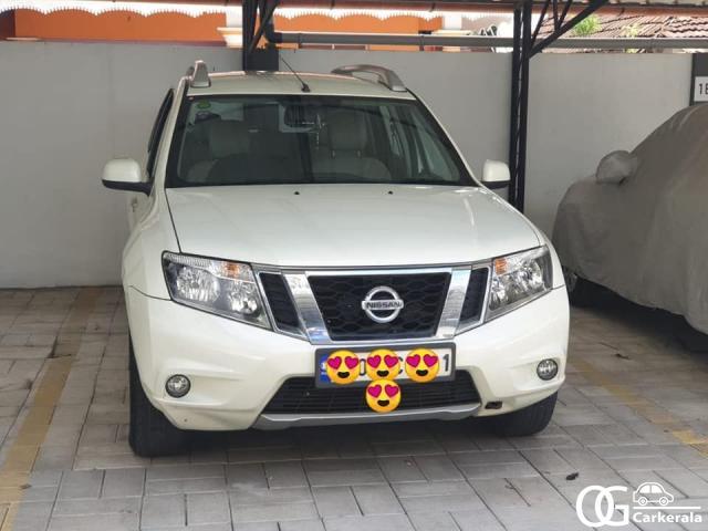 Nissan terrano xv 2015
