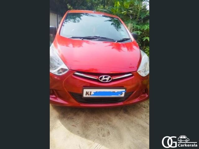 2014 Eon delite plus  used car