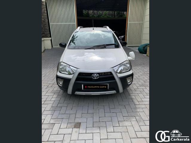 Toyota LIVA CROSS VD