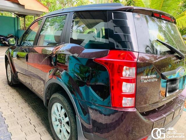 2015 Mahindra New Age XUV 500