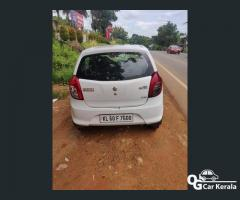 2012/2013 Alto 800 used car for sale in Ottappalam