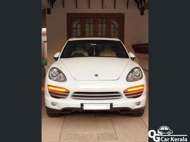 Porsche Cayenne platinum Edition for sale in Kochi, Price negotiable