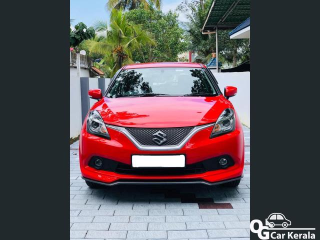 Baleno RS 2018/8, 18000km only