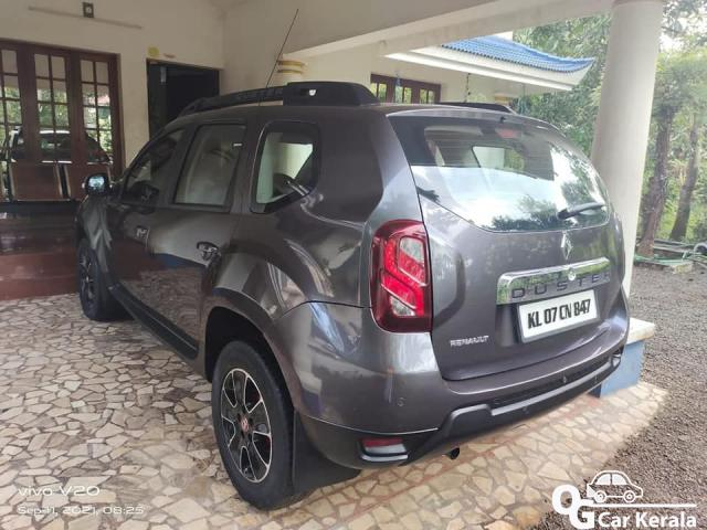2018 renault duster 110 RXS CVT  (AUTOMATIC) for sale