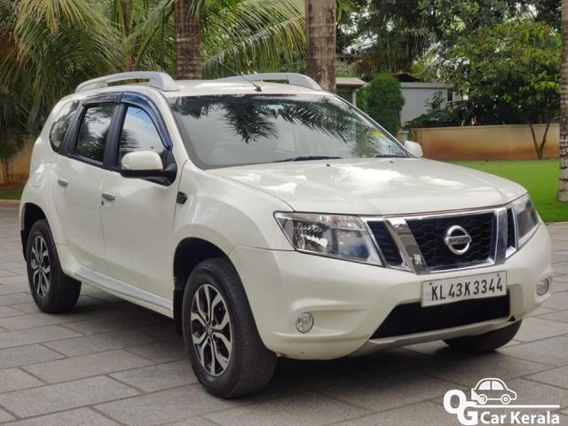 2017 Terrano automatic diesel for sale