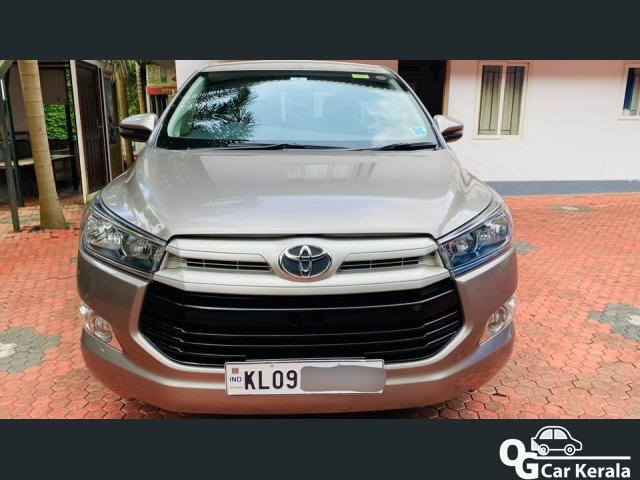 2020 Oct Innova Crysta 2.4 gx cnvt to zx automatic for sale
