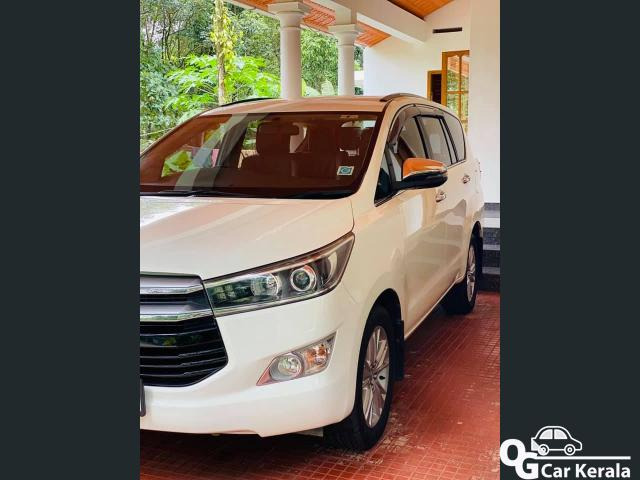 2018 Crysta Zx manual for sale in Kottayam