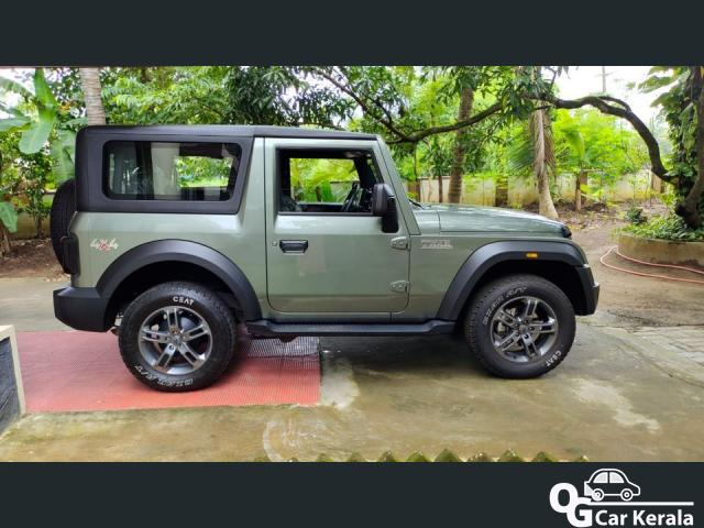 Urgent sale 2021 Thar Hardtop automatic only 5000km