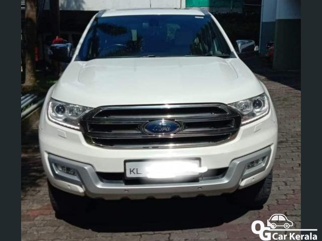 2016 Ford Endeavour  Automatic for sale in Cochin