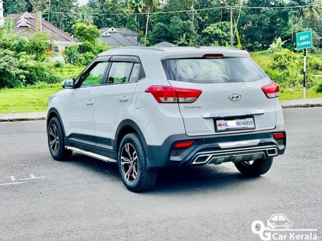 2018 model Hyundai Creta 1.4 E for sale